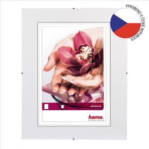 Hama 63110 Fotorámček clip-Fix, antireflexné sklo, 18x24 cm