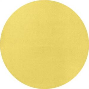 Hanse Home Collection koberce Koberec Fancy 103002 Gelb kruh - 200x200 (průměr) kruh cm