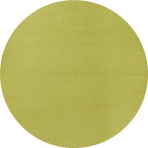 Hanse Home Collection koberce Světle zelený kulatý Koberec Fancy 103009 Grün kruh - 200x200 (průměr) kruh cm