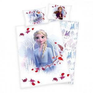 HE Detské bavlnené obliečky 100x135+40x60 - Frozen