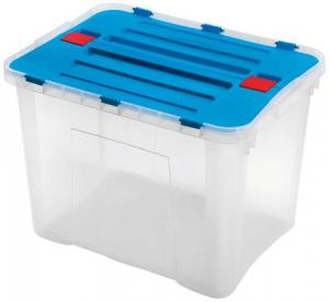 heidrun Plastový úložný box s vekom HEIDRUN Dragon 42l