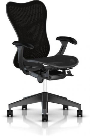 HERMAN MILLER MIRRA II BLACK