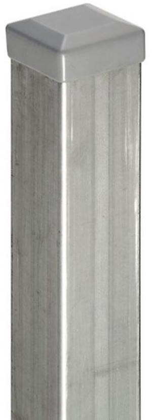 Hladký stĺpik 70x70 ZN