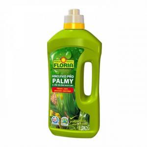 Hnojivo tekuté na palmy a zelené rastliny 1L FLORIA