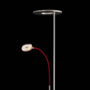Holtkötter Holtkötter Nova Flex stropné LED hliník/červené