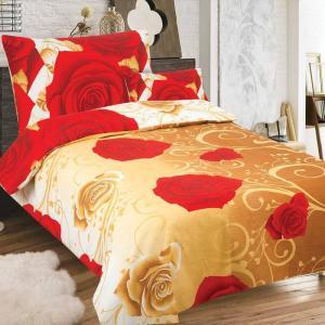 Home of Dream Flanelové obliečky Cyrene (7-dielna sada), 140 x 200 cm