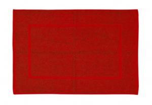 Hotelová predložka červená 750 g/m2
