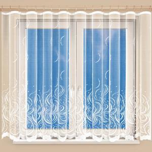Hotová žakárová záclona BELLA 350 x 160 cm