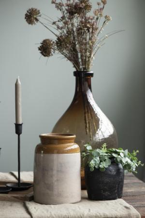 IB LAURSEN Dekoratívne umelé kvety Brown/Green Tones