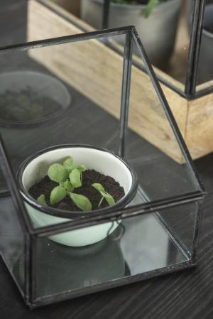 IB LAURSEN Skleník na kvety Greenhouse Small