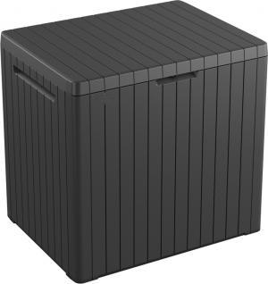 InternetovaZahrada - Úložný box CITY 113L -  grafit