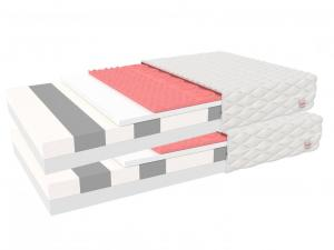 Jaamatrac Zdravotné matrace s penou Rocker 200x90 (2 ks) 1+1