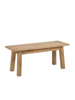 Jedálenská lavica Rachel, 110 cm
