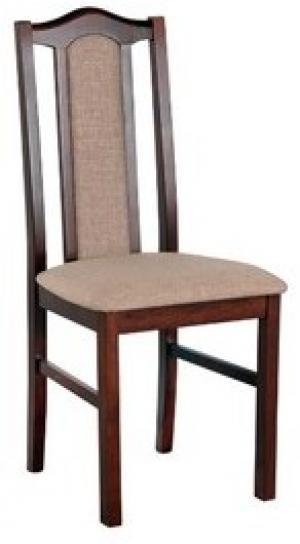 Jedálenská stolička BOSS 2 Bílá Tkanina 5