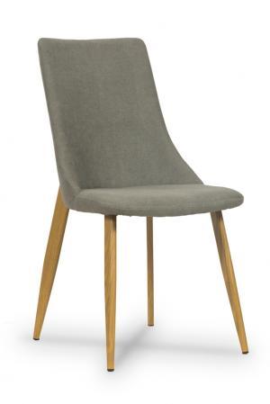 Jedálenská stolička ELIZA - šedá