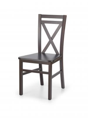 Jedálenská stolička - Halmar - Dariusz 2 (orech tmavý). Sme autorizovaný predajca Halmar.