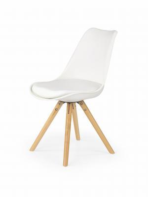 Jedálenská stolička - Halmar - K201 (biela). Akcia -6%. Sme autorizovaný predajca Halmar.