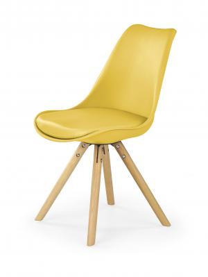 Jedálenská stolička - Halmar - K201 (žltá). Sme autorizovaný predajca Halmar.