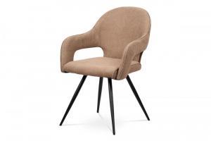 Jedálenská stolička HC-031 Autronic Cappuccino