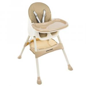 Jedálenská stolička Kruzzel 2060, béžová