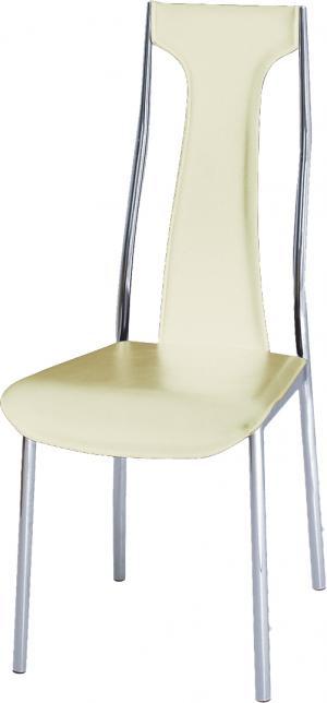 Jedálenská stolička Rea Iris béžová
