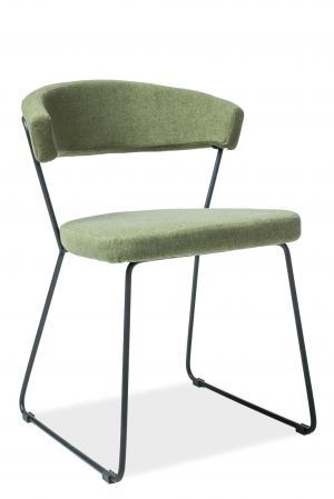 Jedálenská stolička Helix (zelená)