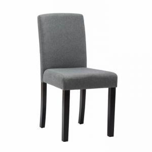 Jedálenská stolička - Tempo Kondela - Seluna (sivá + čierna). Sme autorizovaný predajca Tempo-Kondela.