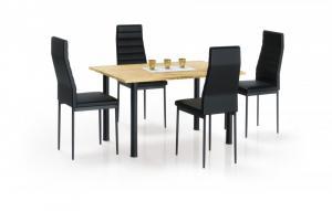 Jedálenský stôl ADONIS Halmar Dub zlatý