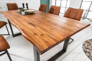 Jedálenský stôl Evolution 160cm Antracit - Skladom na SK