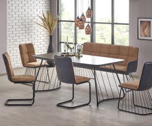 Jedálenský stôl - Halmar - Boston (pre 8 osôb). Sme autorizovaný predajca Halmar.