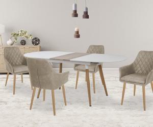 Jedálenský stôl Caliber (pre 6 až 8 osôb)