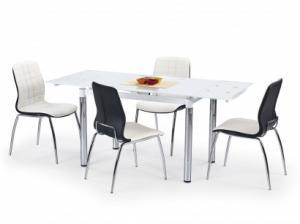 Jedálenský stôl: halmar l31 biely