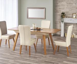 Jedálenský stôl - Halmar - Orchid (pre 6 až 8 osôb). Sme autorizovaný predajca Halmar.