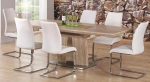 Jedálenský stôl: halmar rafaello