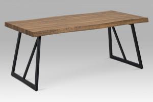 Jedálenský stôl HT-220 OAK3 dub Autronic