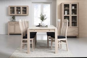 Jedálenský stôl rozkladací Aalto, 200 - 300 cm