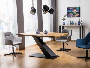 Jedálenský stôl Arrow (masív) (pre 6 osôb)