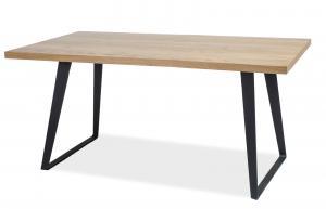 Jedálenský stôl Falcon (masív) (pre 6 osôb)