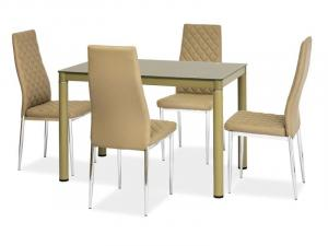 Jedálenský stôl - Signal - Galant (pre 4 osoby). Doprava ZDARMA. Sme autorizovaný predajca Signal.