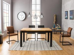 Jedálenský stôl - Signal - Imperial 180x90 (pre 8 osôb). Doprava ZDARMA. Sme autorizovaný predajca Signal.