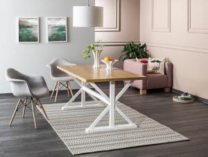 Jedálenský stôl - Signal - Oxford (pre 6 osôb) Sme autorizovaný predajca Signal.