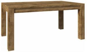 Jedálenský stôl ST 160 NEVADA dub lefkas Tempo Kondela