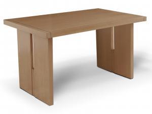 Jedálenský stôl Mahu (dub medový) (pre 4 osoby)