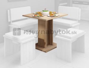 Jedálenský stôl - WIP - Bond - BON-04 3 (pre 4 osoby). Sme autorizovaný predajca WIP.