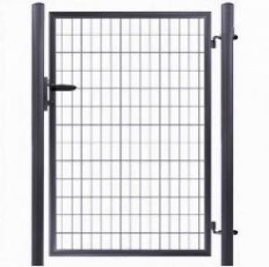 Jednokrídlová bránka SOLID antracit SOLID | V: 145cm