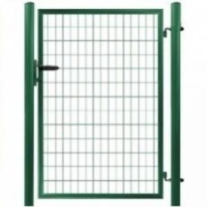 Jednokrídlová bránka SOLID zelená SOLID | V: 175cm