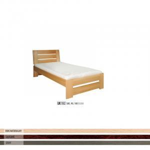 Jednolôžková masívna posteľ  LK 182 S80