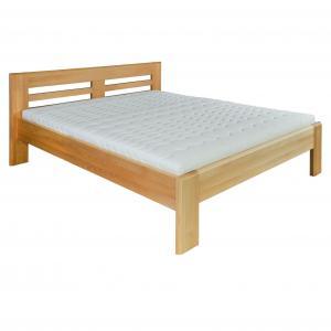 Jednolôžková posteľ 120 cm LK 111 (buk) (masív)