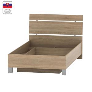 Jednolôžková posteľ 120 cm - Tempo Kondela - Luna (s úložným priestorom). Sme autorizovaný predajca Tempo-Kondela.