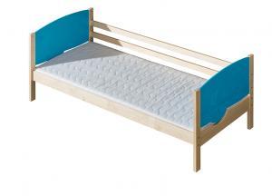 Jednolôžková posteľ 80 cm Tini (s roštom)